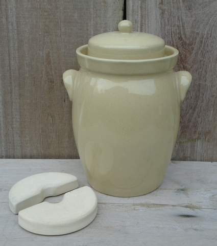 Sauerkraut Pots Ferment Pots Crockpots Gairtopfe