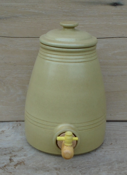 Vinegar poit 2 liter handwork from Holland