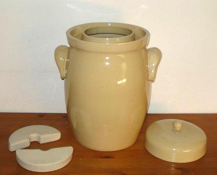 Crock Pots Sauerkraut Pots Ferment Pots Gairtopfe